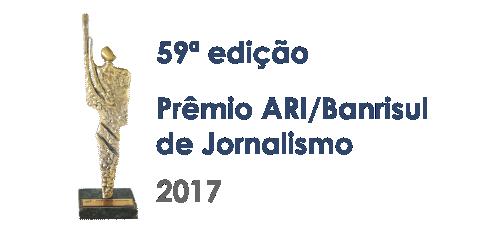 59º Prêmio ARI de Jornalismo está com inscrições abertas