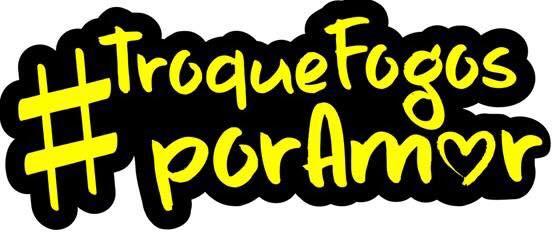 troque hashtag