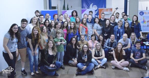 Premiação Festicom 2017